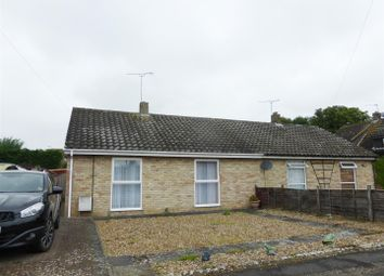 Thumbnail 2 bed bungalow to rent in The Paddocks, Old Catton, Norwich