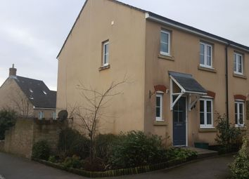 Thumbnail 3 bed semi-detached house for sale in Elms Meadow, Winkleigh
