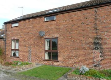 Thumbnail 1 bed terraced house to rent in Melbourne Grange Farm, Melbourne, York