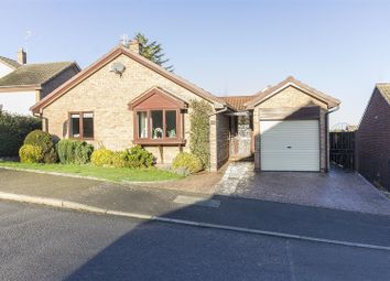 Thumbnail 4 bed detached bungalow for sale in Hallfield Close, Wingerworth, Chesterfield
