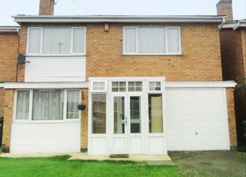 Thumbnail 4 bed detached house for sale in Badgers Close, Anstey Heights, Leicester, Leicestershire
