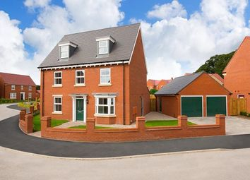 "Thumbnail 5 bedroom detached house for sale in ""Emerson"" at Ellerbeck Avenue, Nunthorpe, Middlesbrough"