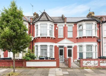 Thumbnail 3 bed terraced house for sale in Willingdon Road, Wood Green, London
