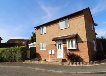 Thumbnail 3 bed detached house for sale in Hexham Gardens, Bletchley