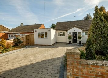 Thumbnail 4 bed detached bungalow for sale in Meadow Way, Godmanchester, Huntingdon