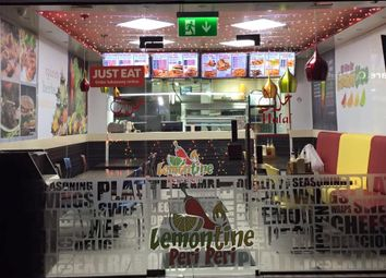 Thumbnail Restaurant/cafe for sale in Wilmslow Road, Rusholme, Manchester