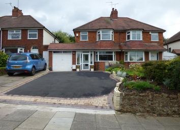Thumbnail 3 bed semi-detached house for sale in Brandwood Road, Birmingham, West Midlands