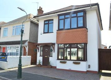 Thumbnail 3 bed detached house for sale in Moordown, Bournemouth, Dorset
