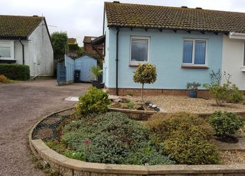 Thumbnail 1 bed bungalow to rent in Larch Close, Seaton