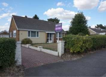 Thumbnail 3 bed detached bungalow for sale in Navigation Lane, Caistor