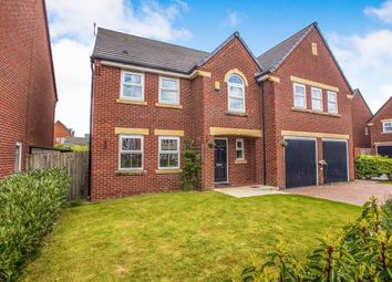 Thumbnail 5 bed detached house for sale in Waltham Road, Buckshaw Village, Chorley, Lancashire