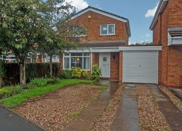Thumbnail 3 bed link-detached house for sale in Kentwell, Tamworth