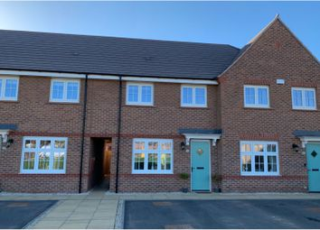 Goldcrest Way, Droitwich WR9. 3 bed terraced house for sale