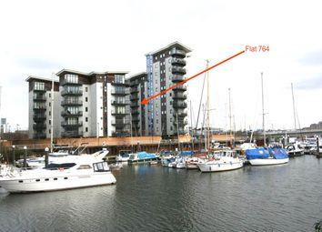 Thumbnail 2 bed flat to rent in Alexandria, Victoria Wharf, Watkiss Way