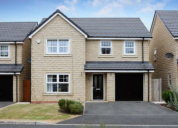 Thumbnail 4 bed detached house for sale in Kingfisher Crescent, Clitheroe