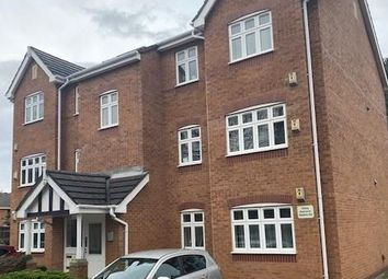 Thumbnail 2 bed flat for sale in Porlock Road, Wythenshawe, Manchester