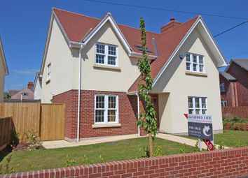 Thumbnail 4 bed detached house for sale in Keyhaven Road, Milford On Sea, Lymington