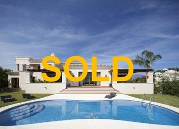 Thumbnail 7 bed villa for sale in Marbella, Spain