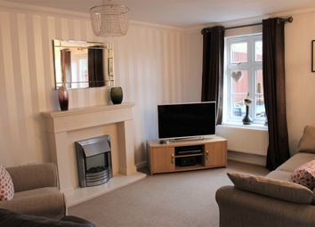 Thumbnail 3 bed mews house for sale in Ravens Close, Simmondley, Glossop
