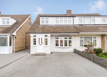 Thumbnail Semi-detached house for sale in Wiltshire Avenue, Hornchurch