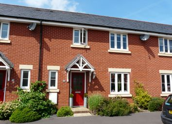 Thumbnail 3 bed terraced house to rent in Webbers Way, Tiverton