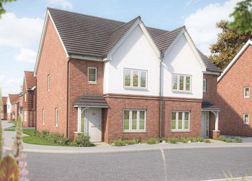 "Thumbnail 3 bed property for sale in ""The Cypress"" at Appleton Way, Shinfield, Reading"