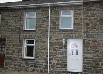 Thumbnail 2 bed cottage for sale in Royal Oak, Llanrhystud, Aberystwyth