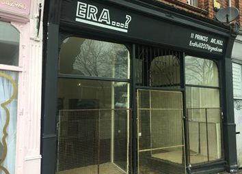 Thumbnail Retail premises to let in 11 Princes Avenue, Hull, East Yorkshire
