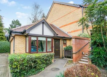 Thumbnail 1 bed bungalow for sale in Harrison Close, Hitchin, Herts, England