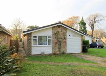 Thumbnail 2 bed detached bungalow for sale in Ranelagh Road, Highcliffe, Christchurch, Dorset