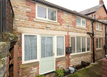 Thumbnail 2 bed end terrace house for sale in Market Place, Kirkbymoorside, York