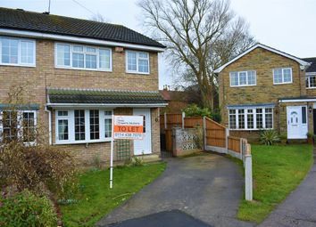 Thumbnail 3 bed semi-detached house to rent in Amanda Drive, Hatfield
