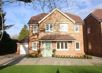 Thumbnail 4 bedroom detached house for sale in Farmers Walk, Everton, Lymington