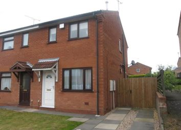Thumbnail 2 bed semi-detached house to rent in Aintree Close, Bedworth