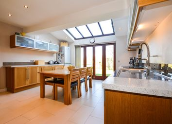 Thumbnail 3 bed link-detached house for sale in John Of Gaunt Road, Kempsford, Fairford