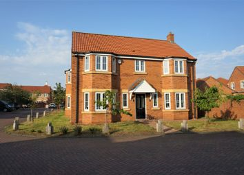 Thumbnail 4 bed detached house for sale in Pools Brook Park, Kingswood, Hull