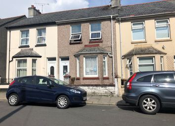 2 bed terraced house for sale in Tresluggan Road, Plymouth PL5