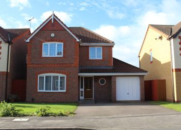Thumbnail 4 bed detached house to rent in Stockley Crescent, Shirley, Solihull, West Midlands