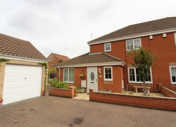 Thumbnail 4 bed property for sale in Caraway Drive, Bradwell