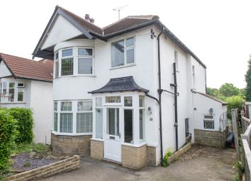 Thumbnail 3 bed detached house for sale in Gledhow Park Road, Leeds, West Yorkshire