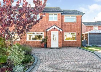 Thumbnail 4 bed semi-detached house for sale in Firtree Avenue, Sale, Greater Manchester