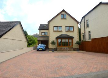 Thumbnail 5 bed detached house for sale in Caerbryn Road, Penygroes, Llanelli