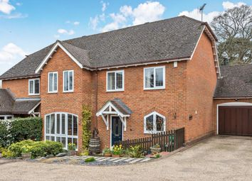 Thumbnail 4 bed semi-detached house for sale in The Mews Castle Hill, Farley Hill