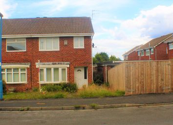 Thumbnail 3 bed semi-detached house to rent in Silverwood Close, Hartlepool