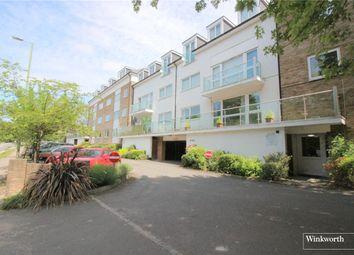 Thumbnail 2 bed flat for sale in Brook Court, Watling Street, Radlett, Hertfordshire