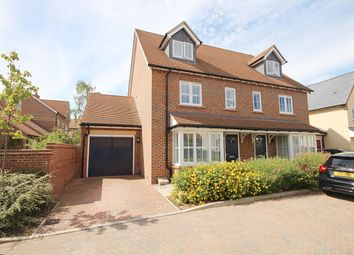 Thumbnail 4 bed semi-detached house for sale in Cecily Avenue, Braintree