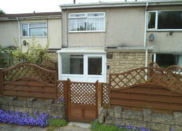 Thumbnail 2 bed terraced house for sale in Quarella Crescent, Bridgend