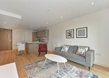 Thumbnail 1 bed flat to rent in Biring House, Royal Arsenal Riverside