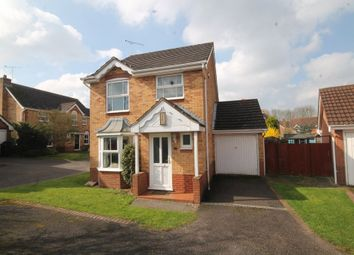 Thumbnail 3 bed detached house for sale in Skipworth Road, Binley, Coventry