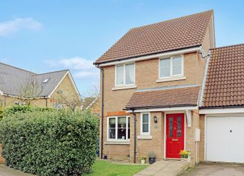 Thumbnail 3 bed link-detached house for sale in Blythe Way, Highfields Caldecote, Cambridge